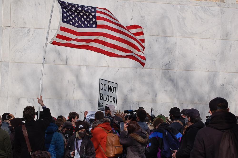 Photo: Washington D.C. Jan 21, 2021 (c) Kasumi Abe